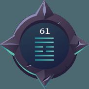 61 hexagram