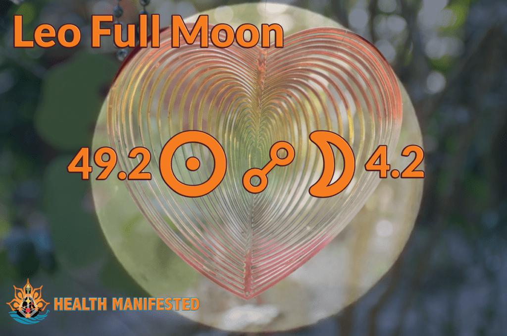 Leo Full Moon 2020