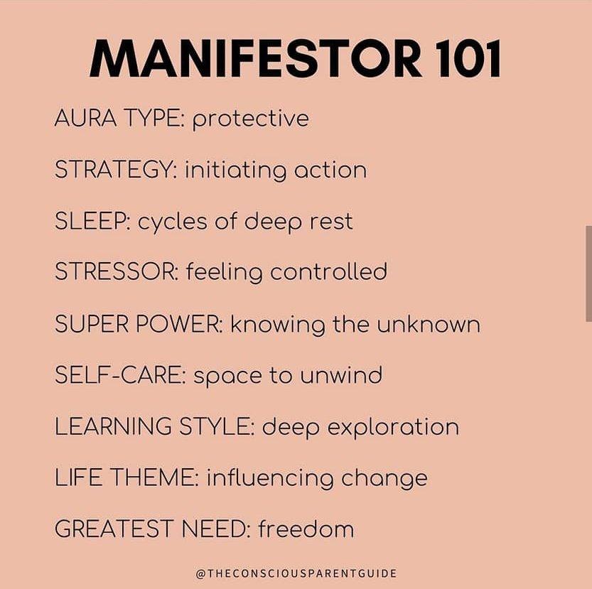 manifestor101