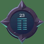 hex23
