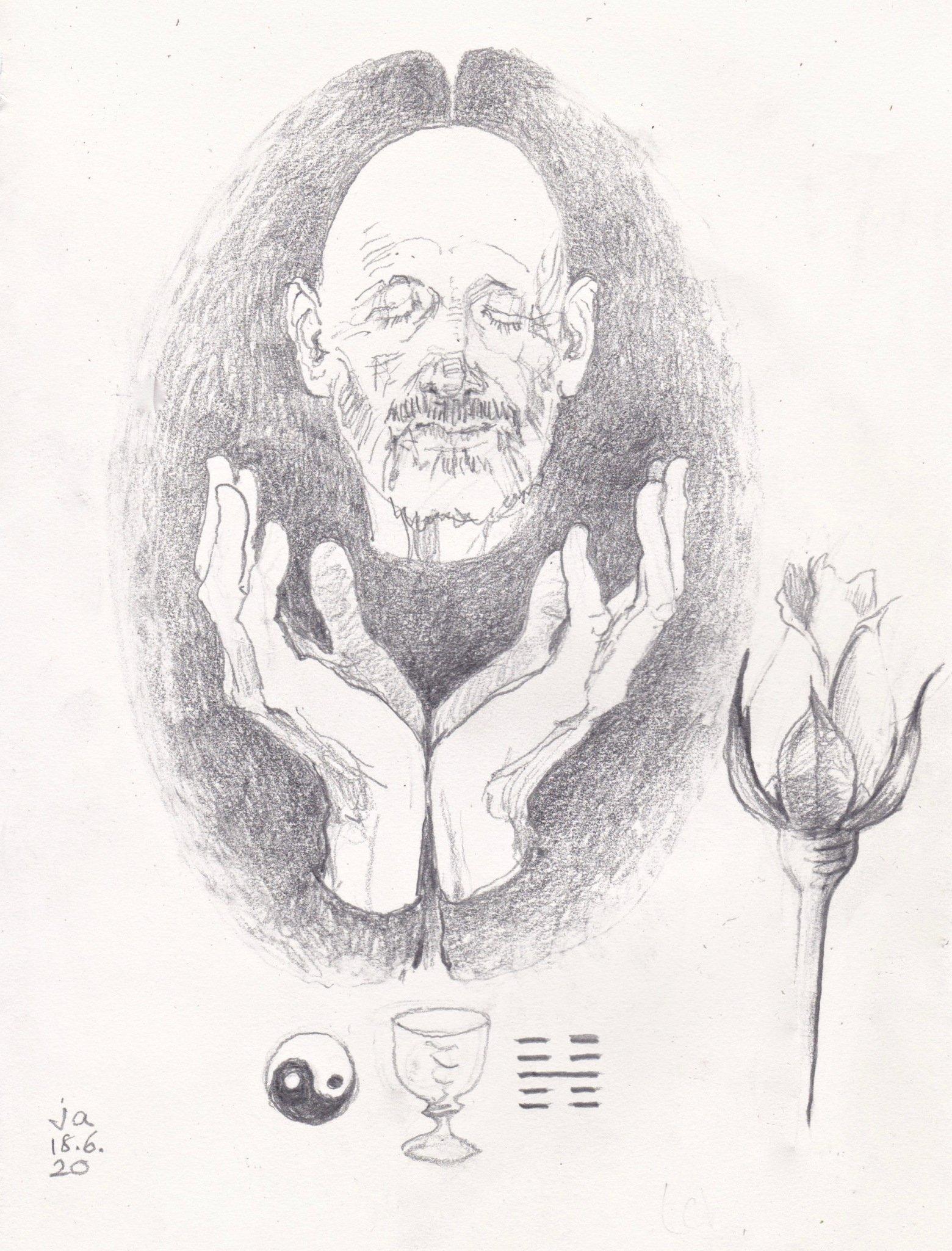 Gene Key 15 Mudra by Jane Adams