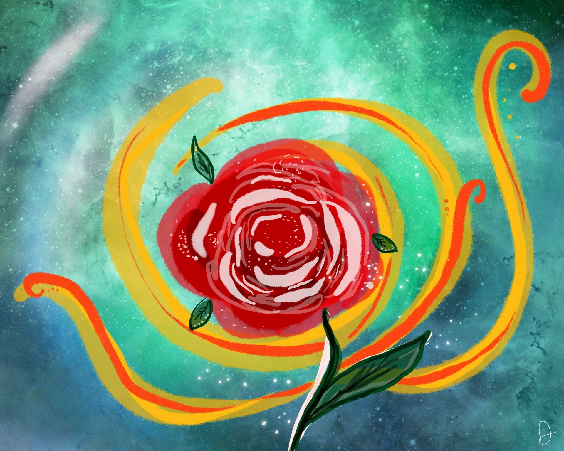 Artwork by Dora Rodriges of PintaDora
